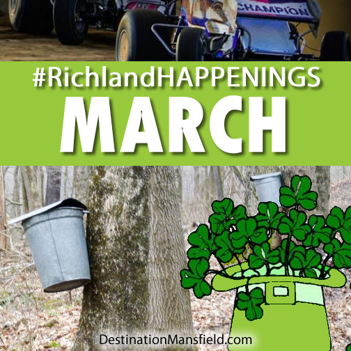 MARCH HAPPENINGS
