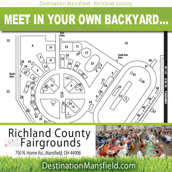 Meeting Spotlight: Richland County Fairgrounds