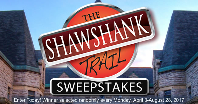 Shankshank Trail Sweepstakes
