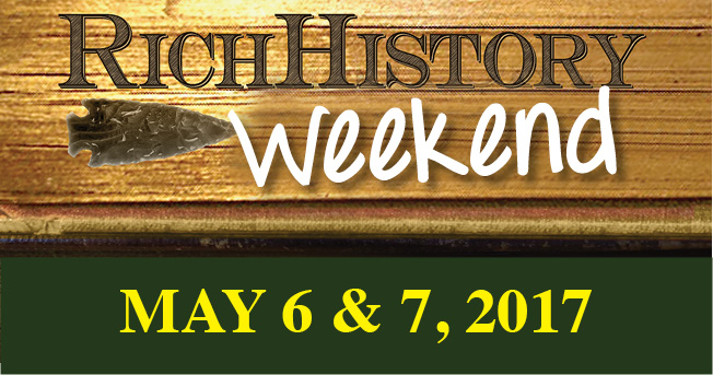 Rich History Weekend