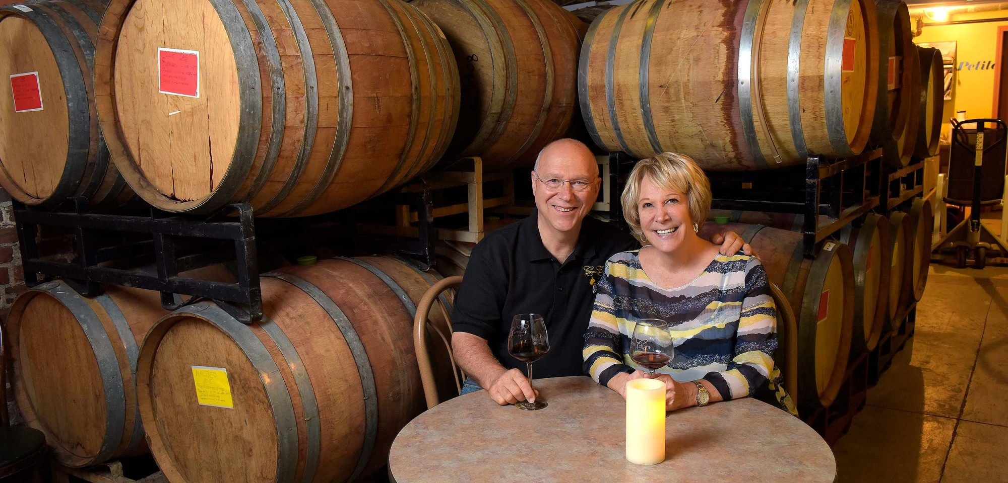 Cypress Hill Winery: California Grapes with an Ohio Twist
