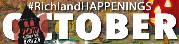 Header for October #RichlandHappenings Blog Post