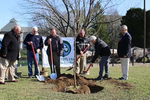 Planting a New Tree of Hope at Ohio State Reformatory