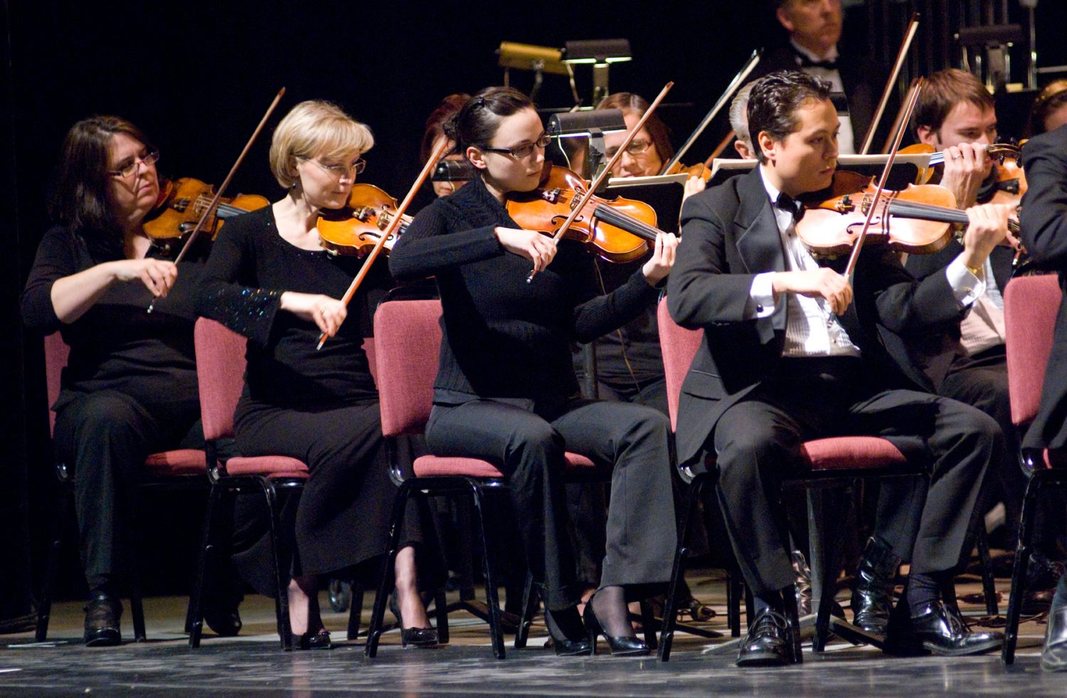 Performing Arts Series, Part 3: Mansfield Symphony Orchestra and Chorus