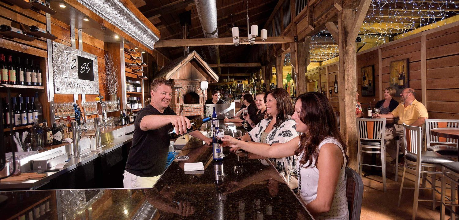 Meeting Spotlight: 1285 Winery