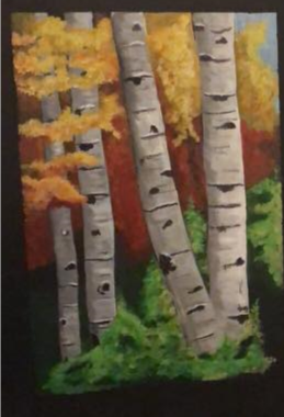 Wine & Paint at 1285 Winery