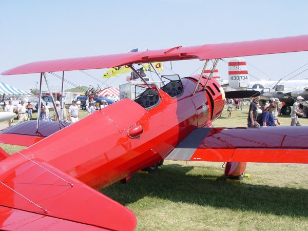 Annual Mansfield Airport Day & Car Show