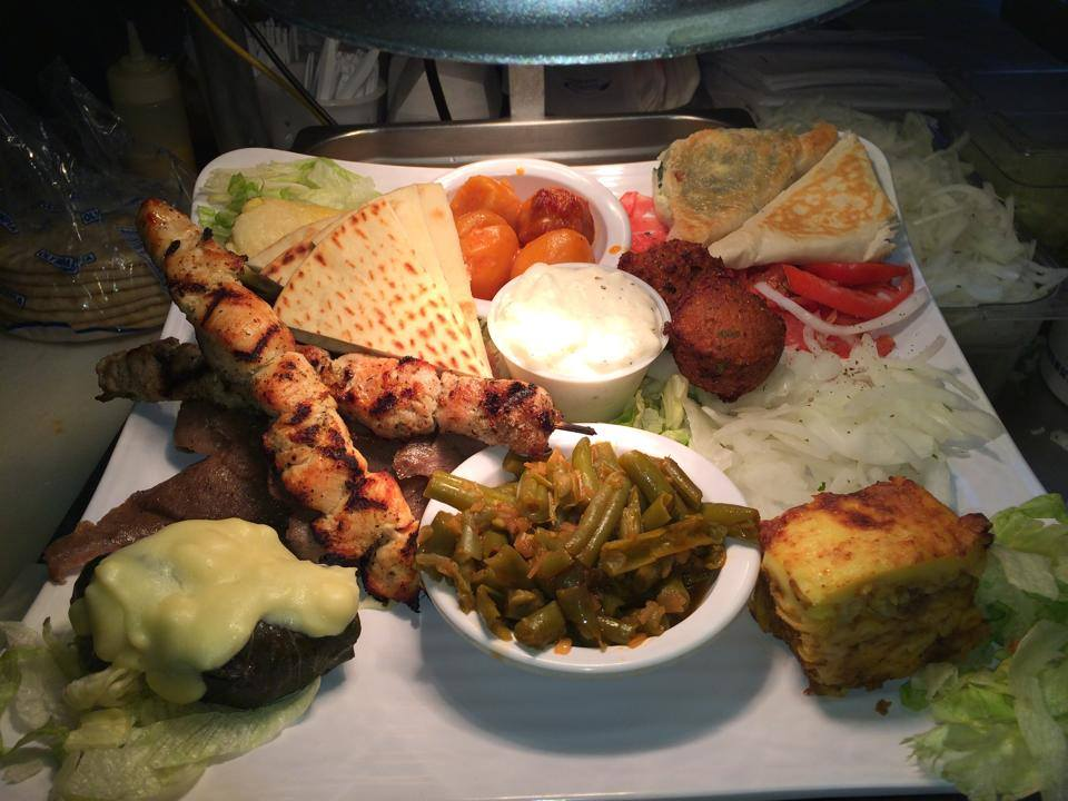 Athens Greek Restaurant (Ontario)