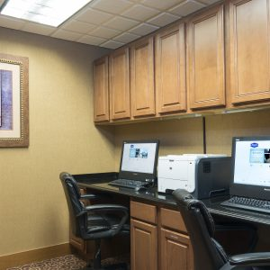Hampton Inn & Suites Business Center