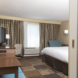 Hampton Inn & Suites Room Photo