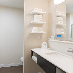 Hampton Inn & Suites Bathroom