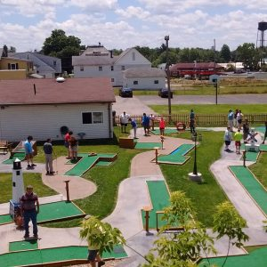 Roselawn Miniature Golf