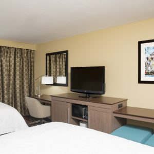 Hampton Inn & Suites Room