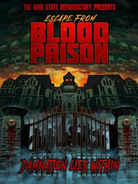 Blood Prison at The Ohio State Reformatory!