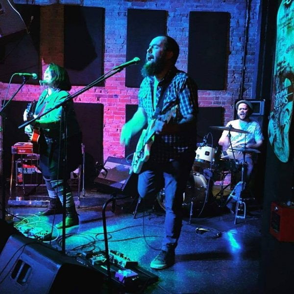 Coal Fired Bicycle LIVE at Phoenix Brewing Co