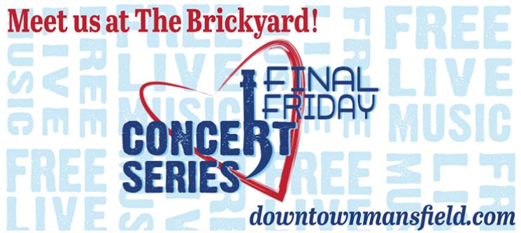 CANCELED – Final Friday Concert Series