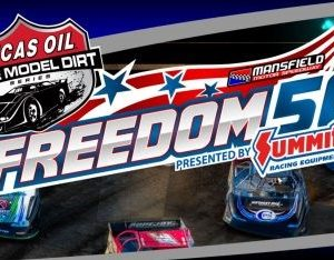 Freedom 50 at Mansfield Motor Speedway