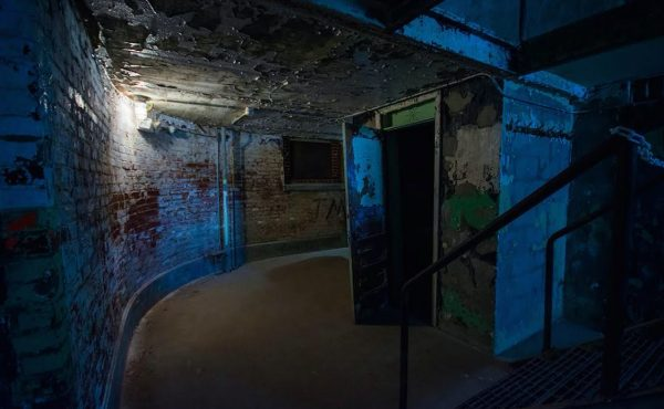 Ghost Hunt Challenge at the Ohio State Reformatory