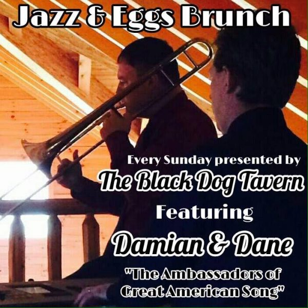 Jazz & Eggs at Black Dog Tavern
