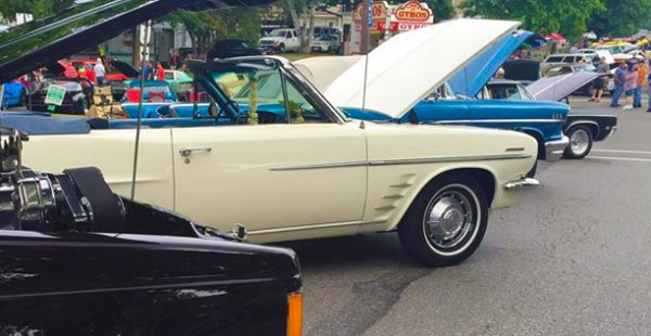 Loudonville Car Show, Antique Show, Fireworks & More