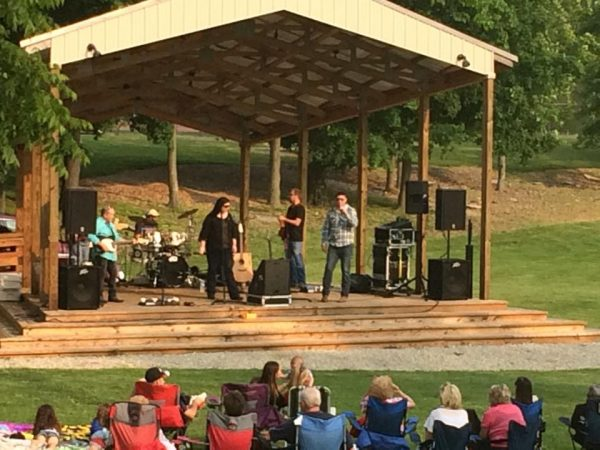 Ontario Concerts in the Park Series