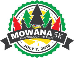 Mowana Run Through the Pines 5K