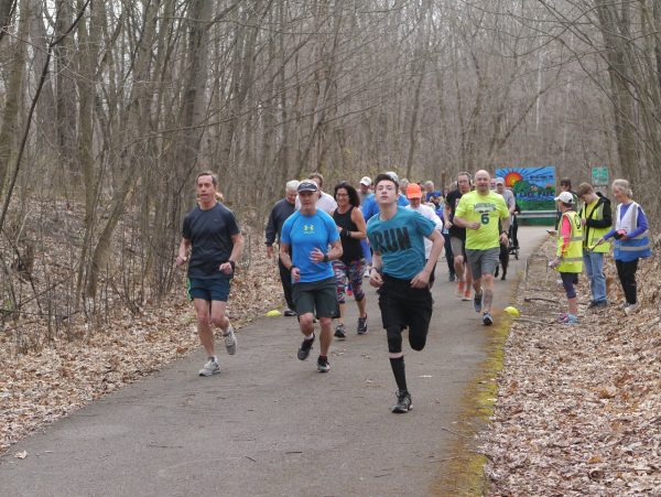CANCELED – parkrun Mansfield Weekly 5K