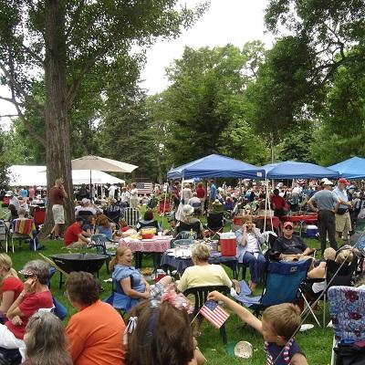 Lexington's Pastoral in the Park