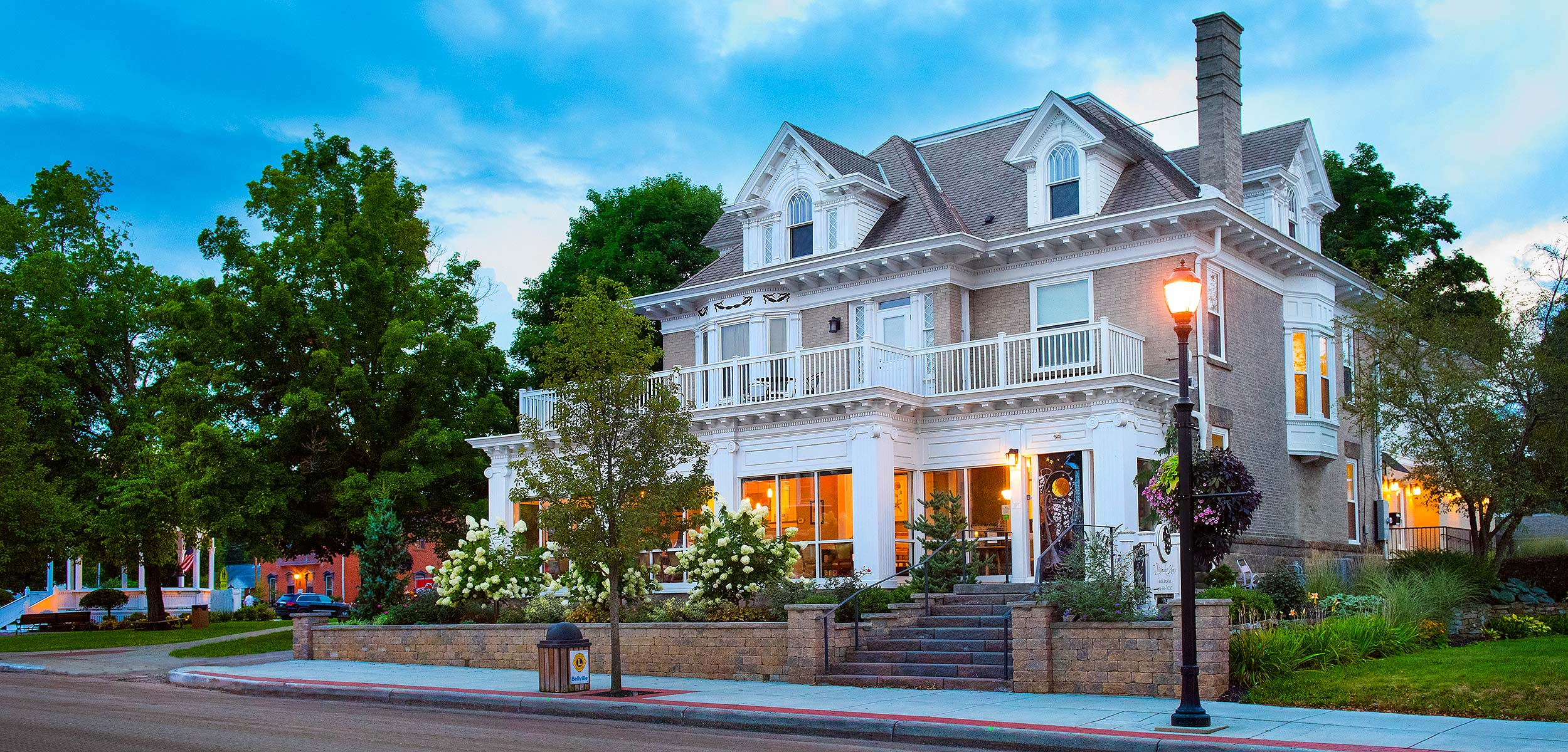 Wishmaker House Bed & Breakfast and Winery and Wine Bar in Bellville, Ohio