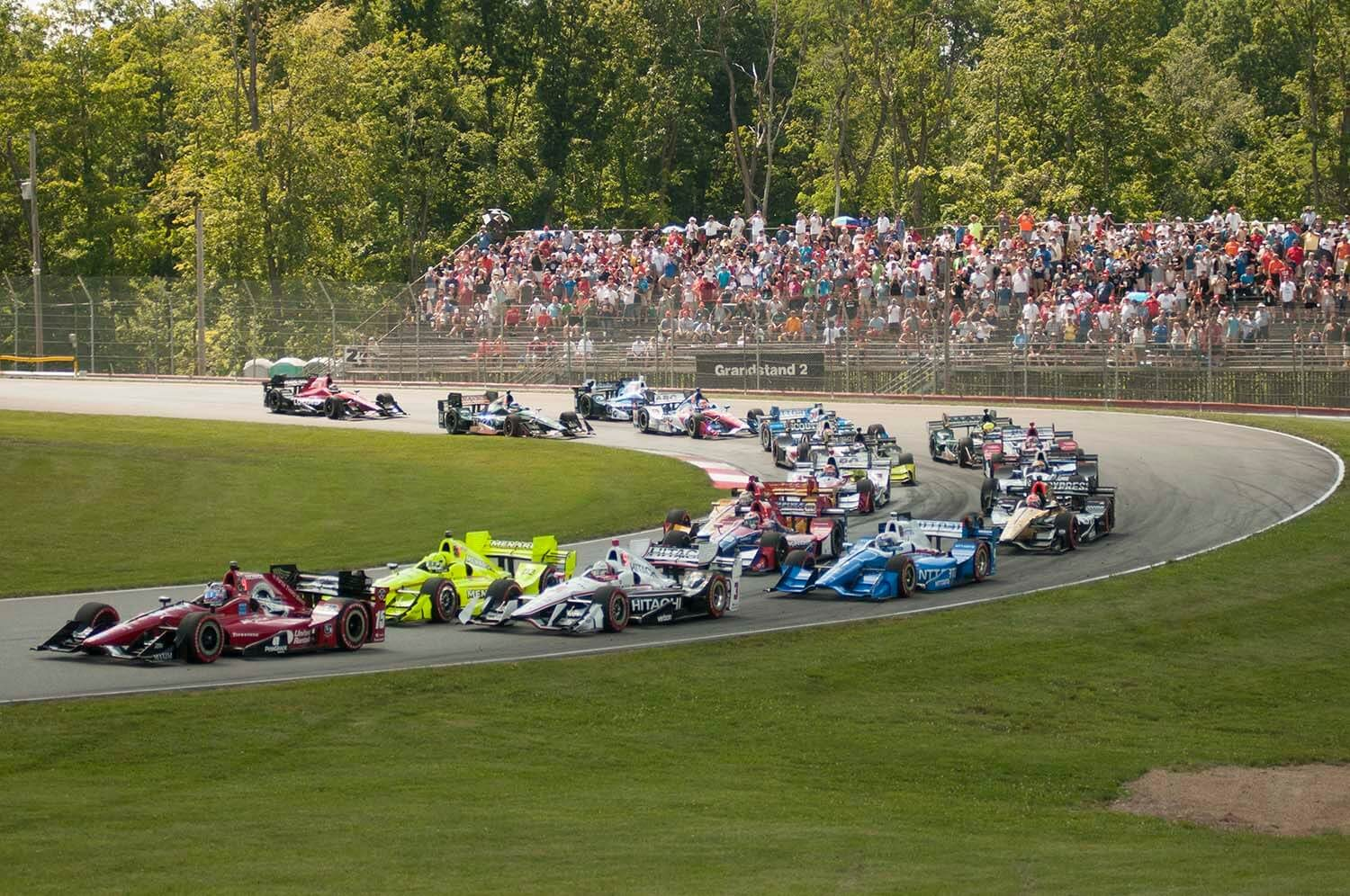 Mid-Ohio Sports Car Course Annual Job Fair