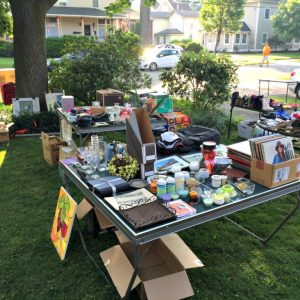 Lincoln Highway Buy-Way Yard Sale