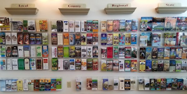 Visitor Information Centers