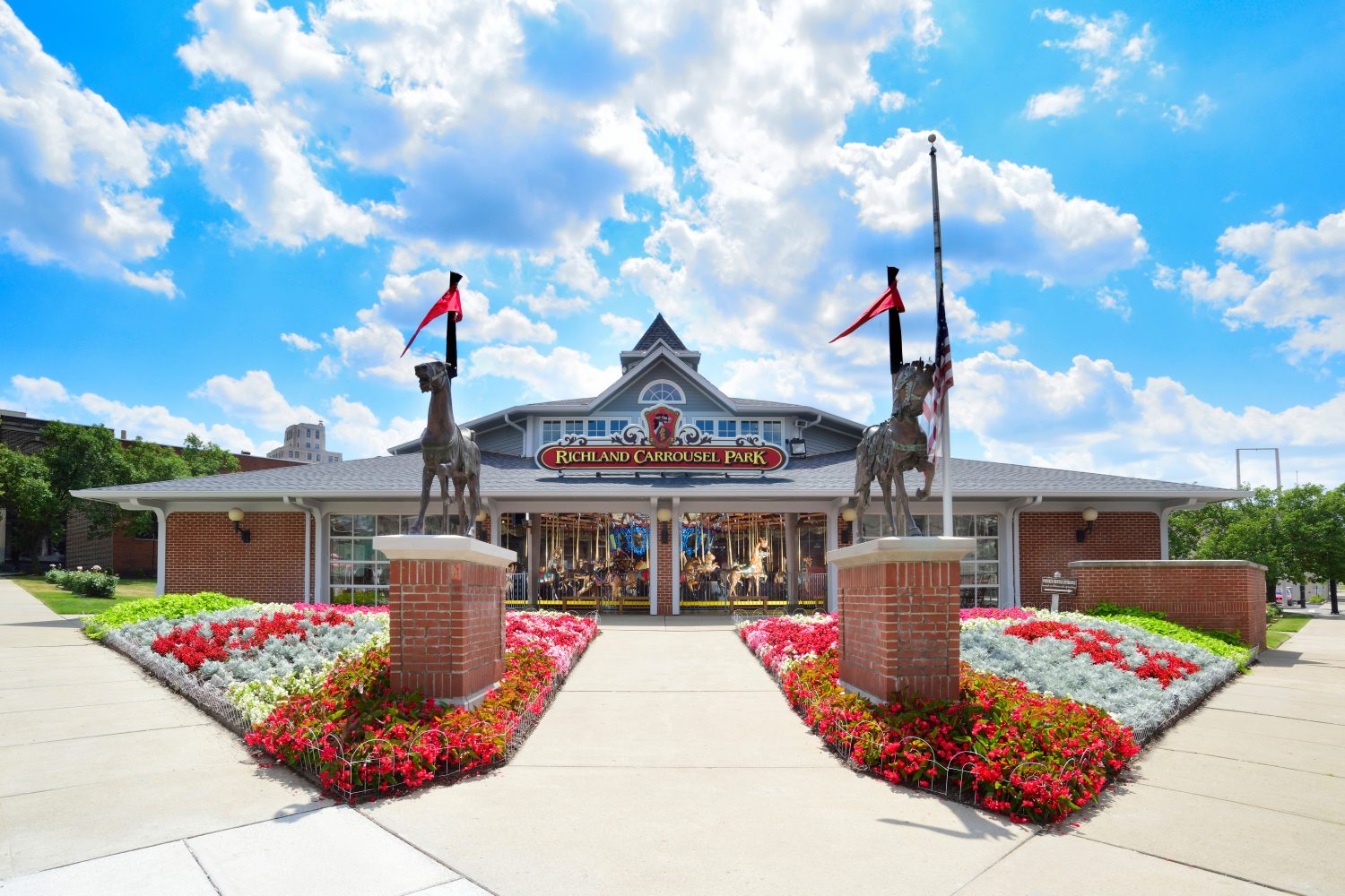 Meeting Spotlight: Richland Carrousel Park