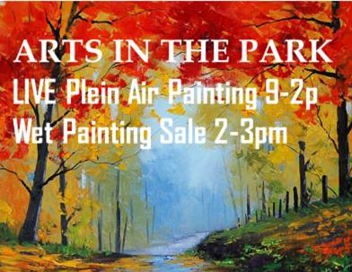 Arts in the Park w/ Painting