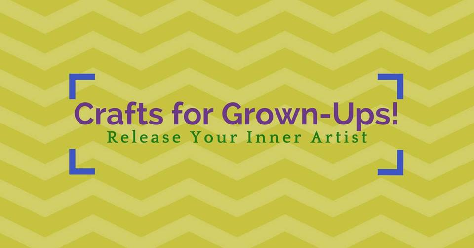 Crafts for grown ups destination mansfield for Mansfield arts and crafts show
