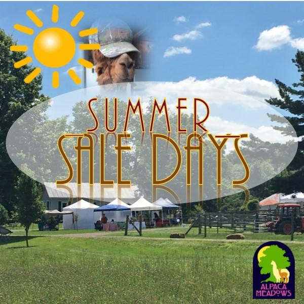 Summer Market Days