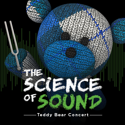Teddy Bear Concert: The Science of Sounds