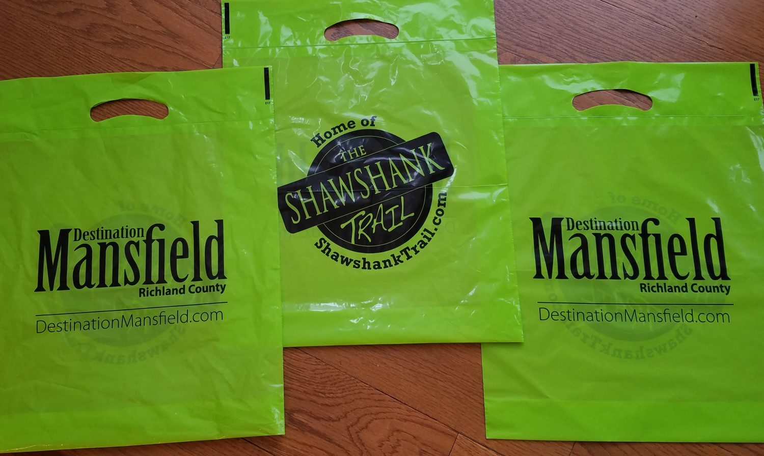 Request Info Bags