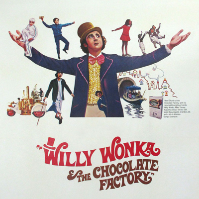 Family Film Series: Willy Wonka and the Chocolate Factory
