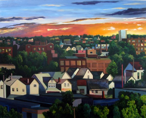 City Artists at Work: Artist Archives of the Western Reserve