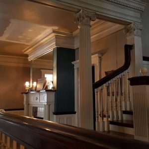 Gill House Staircase