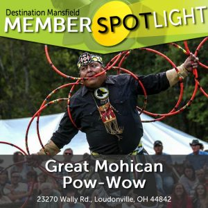 Great Mohican Pow Wow Loudonville, Ohio