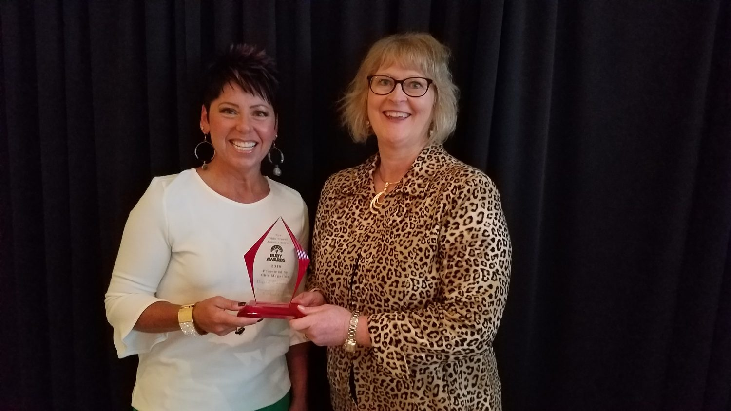 Destination Mansfield – Richland County Wins Marketing Award