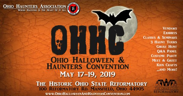 Ohio Halloween & Haunters Convention 2019