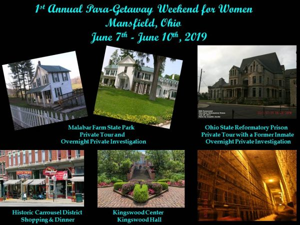 1st Annual Women's Para-Retreat Weekend