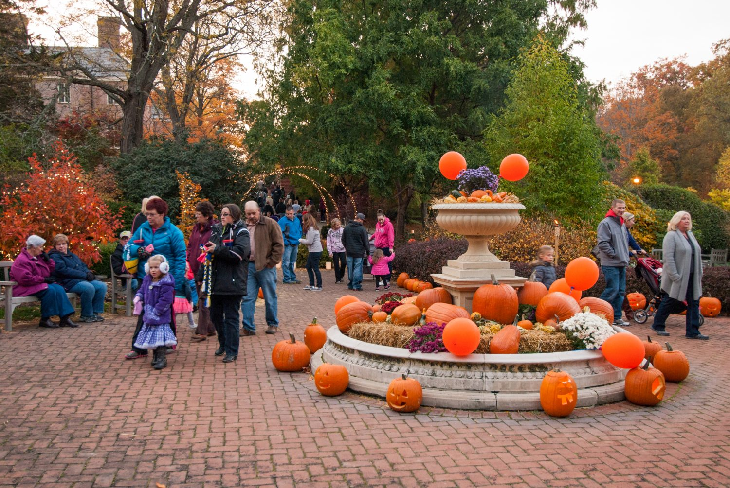 Fall Fun For The Whole Family Destination Mansfield