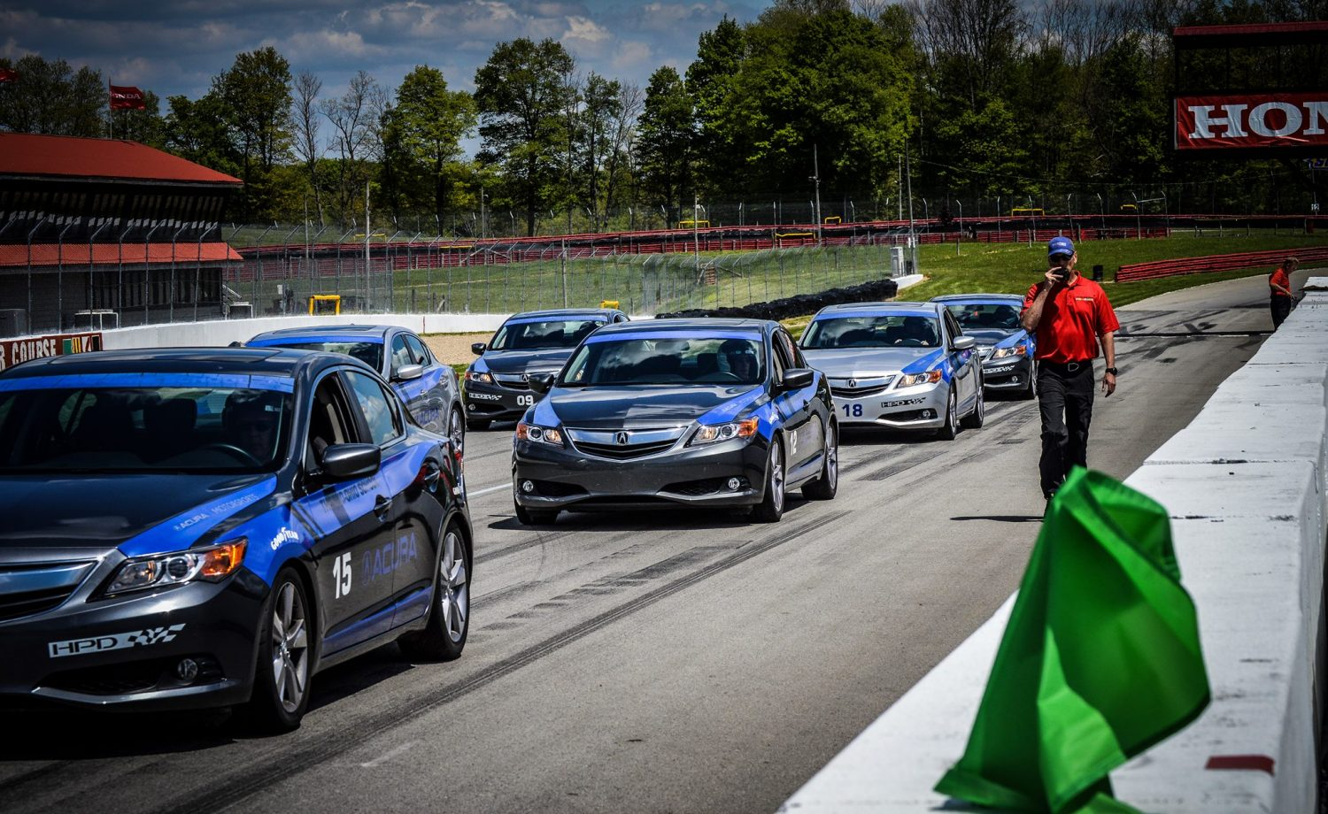 The Mid-Ohio School at the Mid-Ohio Sports Car Course