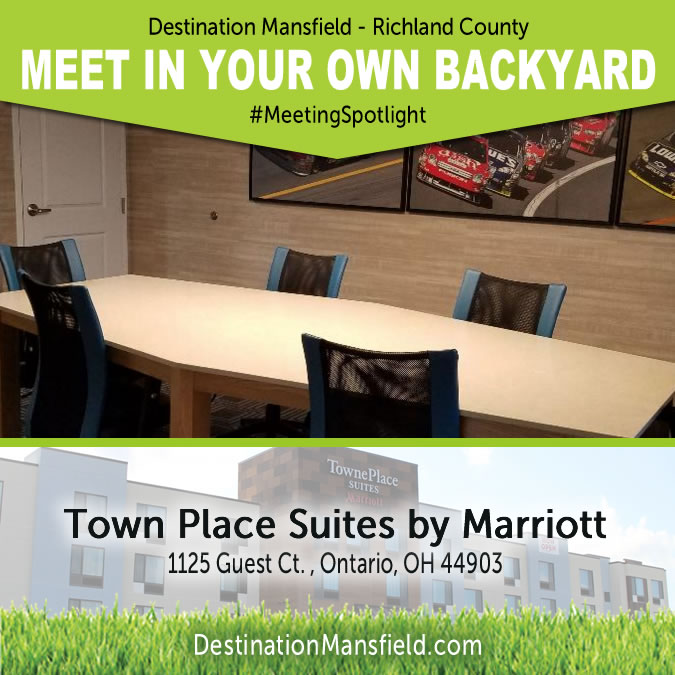 Meet in your own backyard: TownPlace Suites by Marriott
