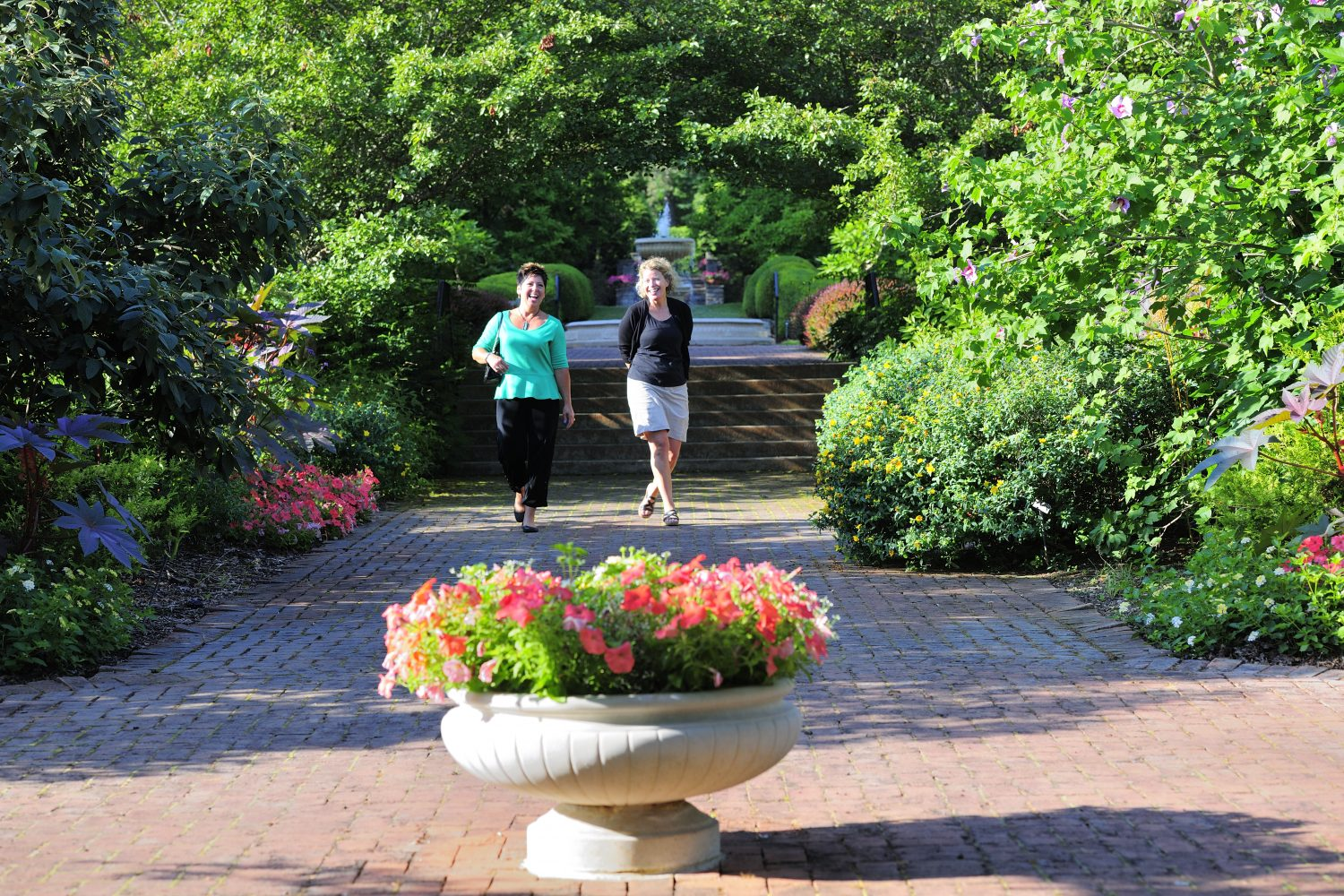 Garden Gateway Grand Opening at Kingwood Center Gardens