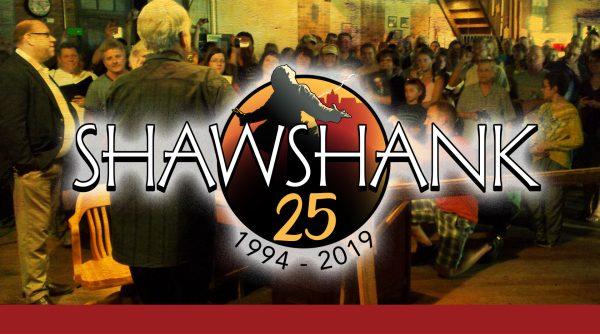 Shawshank 25th Anniversary